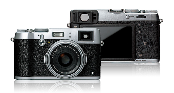 Official FujiFilm website image for X100T